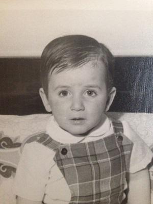 Julián Vida Barea, una fotografía suya